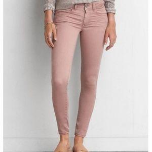 AEO |Pastel Pink Jeans